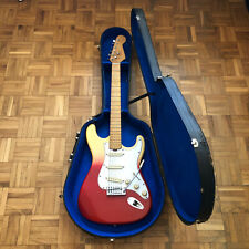 Musima Lead Star (DDR, 1983) Vintage Strat Style Guitar with original hardcase!