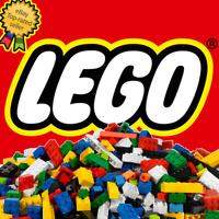 LEGO ® Bundle 10KG Mixed Bricks Parts Pieces. Starter Set +20 Minifigures