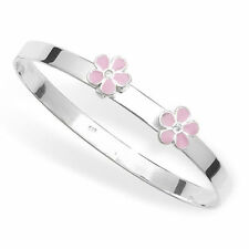Unbranded Pink Sterling Silver Fine Jewellery
