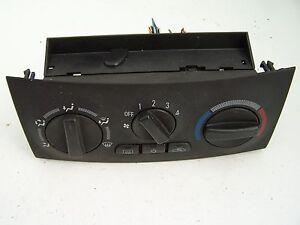 Mitsubishi Space Star Heater controls (2002-2006)