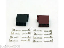 16 MALE to ISO TERMINAL BLOCK SOCKET CONNECTOR REPAIR KIT POWER SPEAKERS SUPPLY