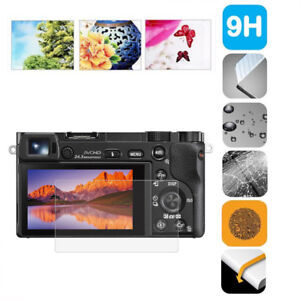 9H Tempered Glass Film Camera LCD Screen Cover for Sony RX100 A7 II A7R A9