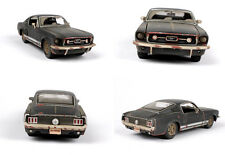 1967 Ford Shelby GT500 Maisto 1/24 Old Friends Ageing Ver. Diecast Vehicles Car