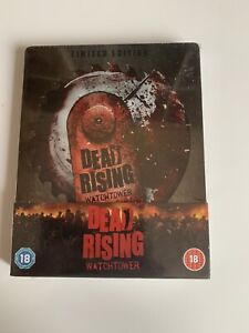 Dead Rising Watch Tower Steelbook Bluray Limited Edition