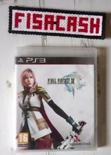 Final Fantasy XIII - Jeux PS3 / Sans Notice