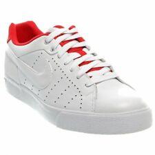 NIKE Court Tour Neu Gr:41 US:8 white red leder sneaker saku V2 schuhe leder