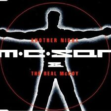 M.C. Sar & The Real McCoy Another night (1993) [Maxi-CD]