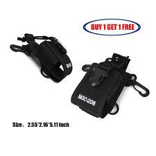 Multi-function Radio Case Holder f Kenwood/Motorola GP388/344 f Police Military