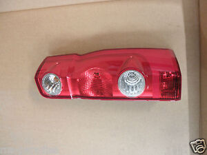 VW Crafter 2014 Rear Light Right 2E0945096 New