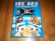 ICE AGE CONTINENTAL DRIFT Childrens Classic Movie SEALED NEW DVD
