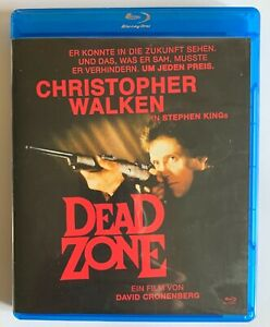 The Dead Zone (Christopher Walken, 1983) Blu-ray
