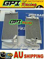 GPI RH&LH aluminum Radiator Suzuki RMZ450 RMZ 450 2005 05
