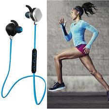 Sports Earbuds Bluetooth Headset Headphone Earphone for Samsung iPhone X 8 7 Lg