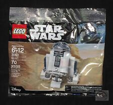 LEGO Star Wars - R2-D2 - 30611 - New - Collectible - Special Edition - (Polybag)