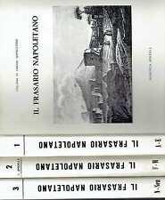 (Napoli) IL FRASARIO NAPOLETANO vol.1,2,3 di D. Apicella ed.Mitilia 1986