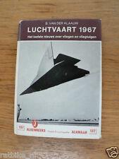 AIRPLANES 1967,MITSUBISHI,WILGA,SIAI-NARDI,DORNIER,BREGUET,NORTHROP F5,LOCKHEED,