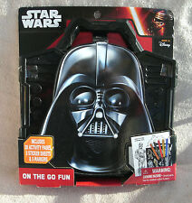 Star Wars Darth Vadar Sticker Activity Fun Portfolio Kit ~ NEW