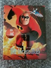 The Incredibles Steelbook [New/Oop/Blu-ray] KimchiDvd Exclusive