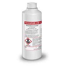 tickopur J 80 E entoxidationsmittel per pulizia ultrasuoni 1 ltr 16,90 Euro