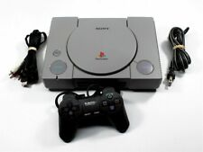 Original PlayStation System Ps1 Bundle - Discounted