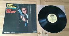 Don Adams Get Smart 1982 Australian Mono LP Raven RVLP-1005 TV Comedy Soundtrack