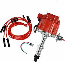Pontiac Sb Bb Hei Distributor 301 326 350 389 400 421 428 455 8mm Spark Plug Kit