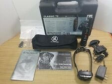 Tri-Tronics Classic 70 G3 EXP Dog Training System w/ Charger and Travel Case