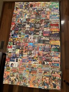 COMIC BOOK GRAB BAGS, #1S, FIRST APPEARANCES, MARVEL, DC, VINTAGE NEW, SUPERHERO