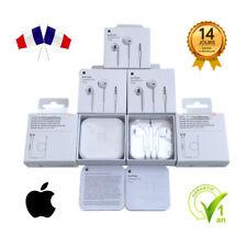 Écouteur Apple Earpods iPhone 5 / 6 / 6s / Plus / iPad / iPod / jack 3.5mm micro