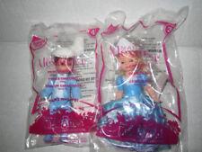 Madame Alexander Mcdonalds Cinderella & Prince Charming Dolls NIB New 2010