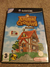 Animal Crossing Nintendo GameCube Complete with Manual and Memory Card PAL Eng
