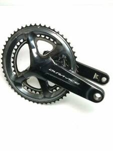 Shimano Dura ace FC R9100 53 39t 170mm Black Crankset - With Chainring N7206