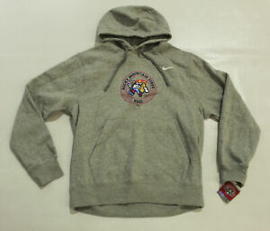 Rocky Mountain Vibes Men's Nike Pullover Hoodie SV3 Gray Small NWT