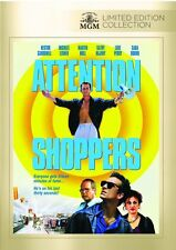 Attention Shoppers DVD (2000) - Nestor Carbonell, Michael Lerner, Martin Mull
