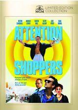 attention shoppers dvd (2000) - nestor carbonell, michael lerner, martin mull