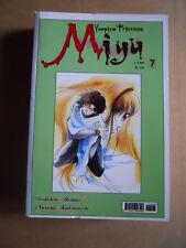 MIYU Vampire Princess vol. 7 - Toshihiro Hirano edizione Play Press  [G371C]