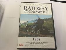 Railway Roundabout - Railway Roundabout 1959 [DVD] - DVD  NEW SEALED