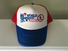 1985 World Series Royals Cardinals Trucker Hat