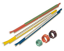 PS-09 Pliosnap Clip-on Cable Markers (3.2mm to 4.5mm cable diameter) Pack of 300