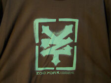 ZOO YORK Skateboards T-Shirt  -NEW!-  XL - Skateboard