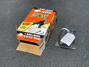 Black&Decker Leaf Hog Grass Collection Vortex Anti-Clog Vacuum Hose Only