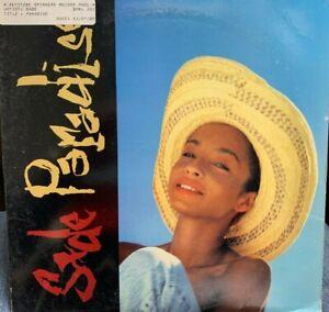"SADE PARADISE 12"" 1988  Epic 07823 DJ PROMO"