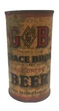 Gb flat top beer can
