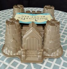 Williams-Sonoma Castle Bundt Cake Pan