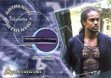 Andromeda Season 1 Pieceworks Costume Card PW3 Tyr Anasazi