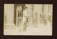 LONDON Types Bank of England Custodian c1900/10s? RP PPC by Aristophot Co
