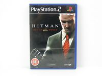 Hitman Blood Money Playstation 2 PS2 Game Complete PAL