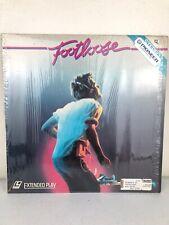 Footloose Extended Play Laserdisc