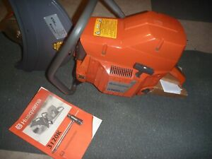 "NOS 2004 ""BRAND NEW"" Sweden Made Husqvarna 3120K 120CC 16"" Saw 3120XP"