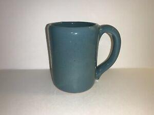 BYBEE KENTUCKY ART POTTERY BLUE MUG